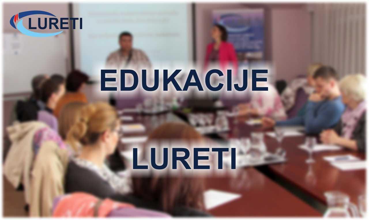 Edukacije Lureti